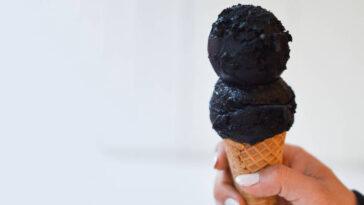 gelato nero