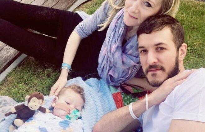 Charlie Gard e i genitori