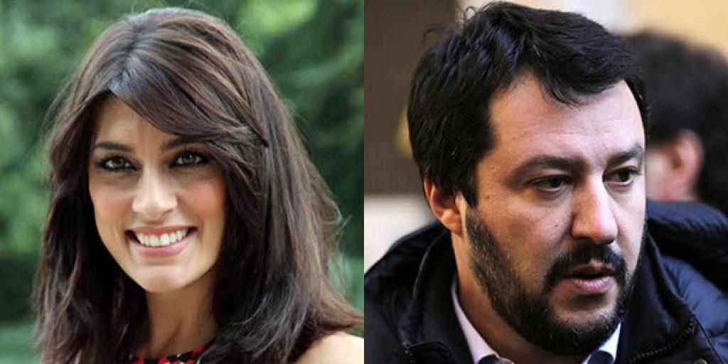 Elisa Isoardi, il matrimonio con Salvini: