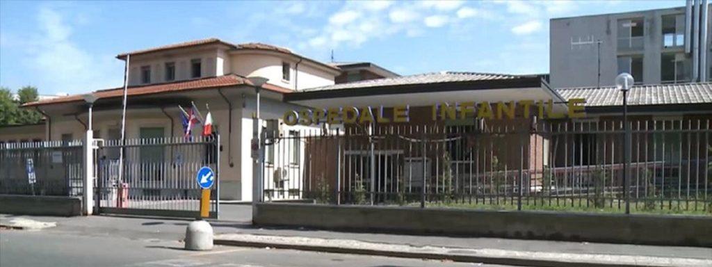L'Ospedale di Alessandria.