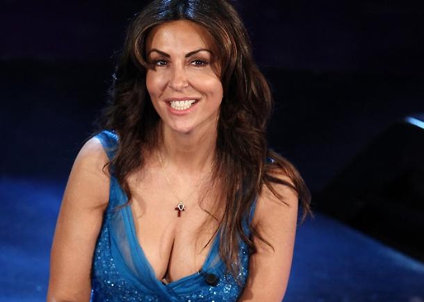 Sabrina Ferilli Sexy Sirena A 53 Anni