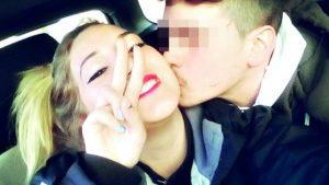 Noemi e il fidanzato