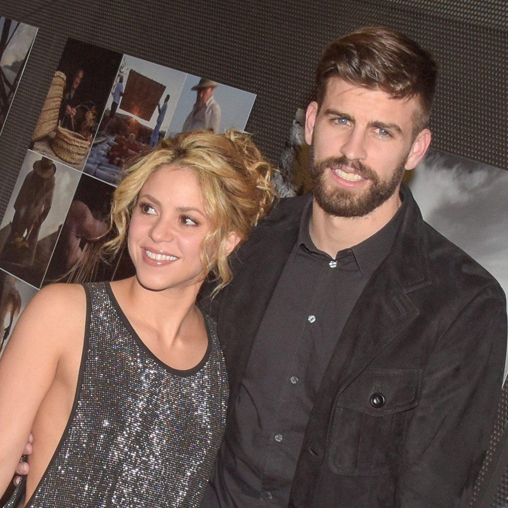Shakira e Pique