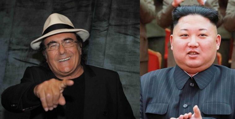 Al Bano e Kim Jong Un