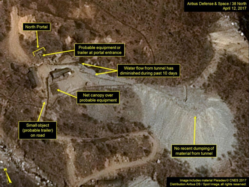 Corea del Nord: 200 morti, questo è il risultato dell'ulteriore test nucleare