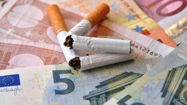 sigarette soldi