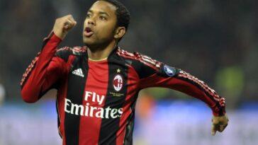 Robinho ai tempi del Milan.