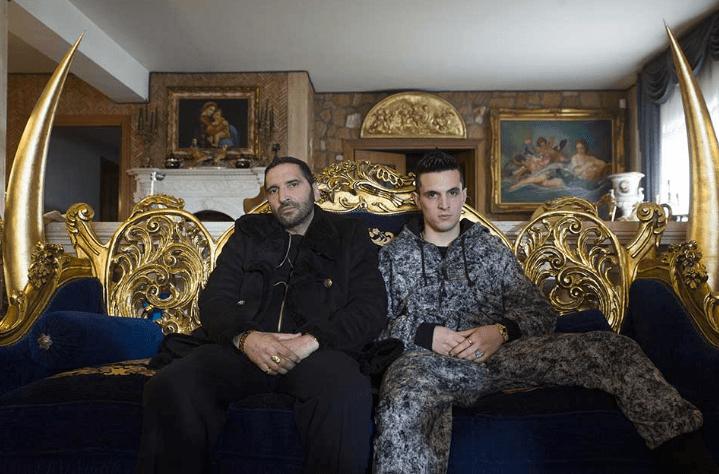Adamo Dionisi, l'attore di Suburra, arrestato a Viterbo