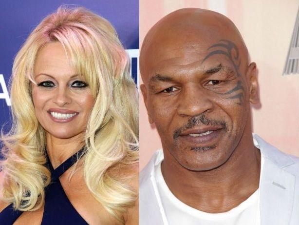 Mike Tyson e Pamela Anderson