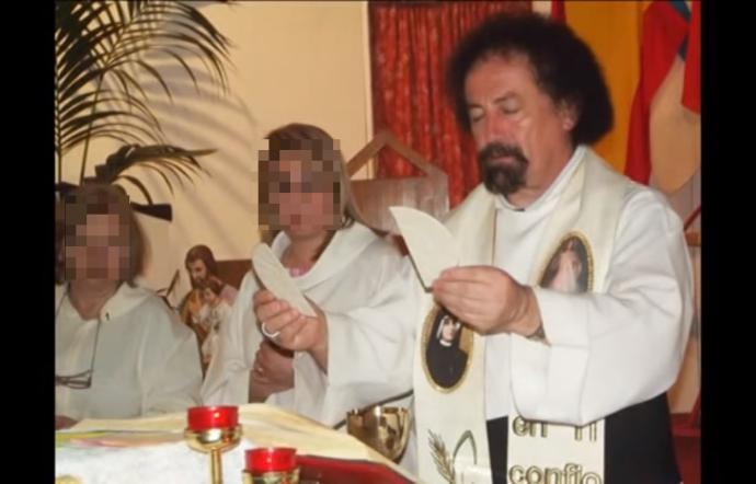 Violenza sessuale su minori. Arrestato don Pio Guidolin parroco di Catania