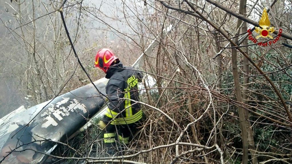 Cade aereo in provincia di Verona: 2 morti