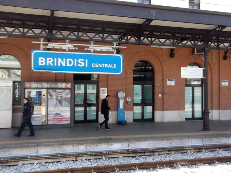stazione di Brindisi
