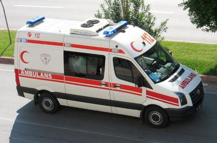 ambulanza Turchia