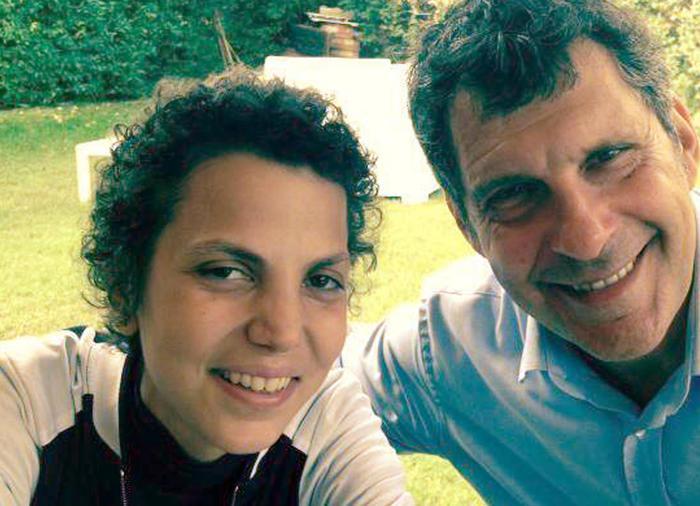 VALERIA FAVORITO E  FABRIZIO FRIZZI- PROFILO FB DI VALERIA