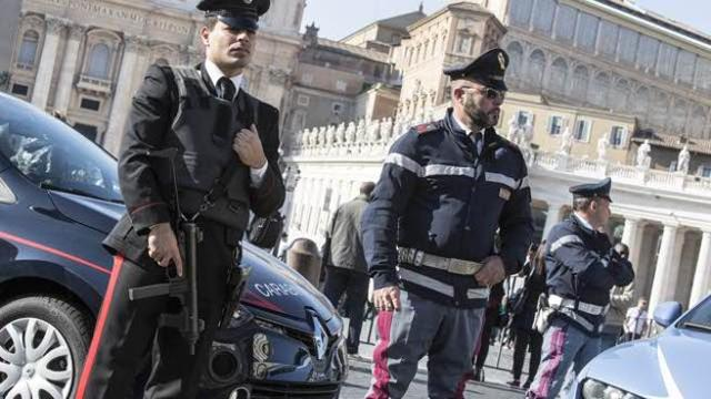 C'è un presunto allarme terrorismo a Roma