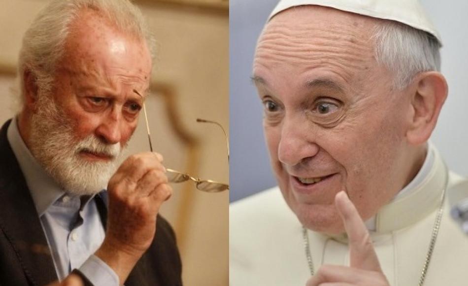 Il Vaticano ha smentito un'altra intervista di Eugenio Scalfari a papa Francesco