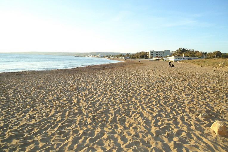 Ladispoli, prende il sole completamente nuda in spiaggia: intervengono i carabinieri