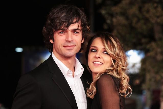 Luca Argentero e Myriam Catania.