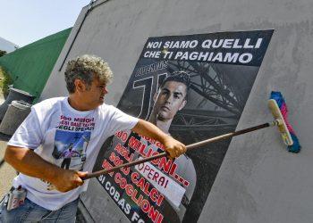 Cristiano Ronaldo Pomigliano