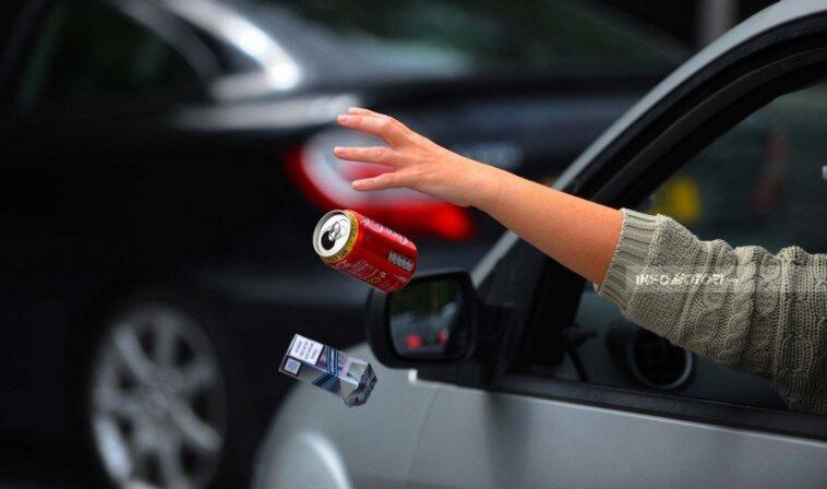 rifiuti auto