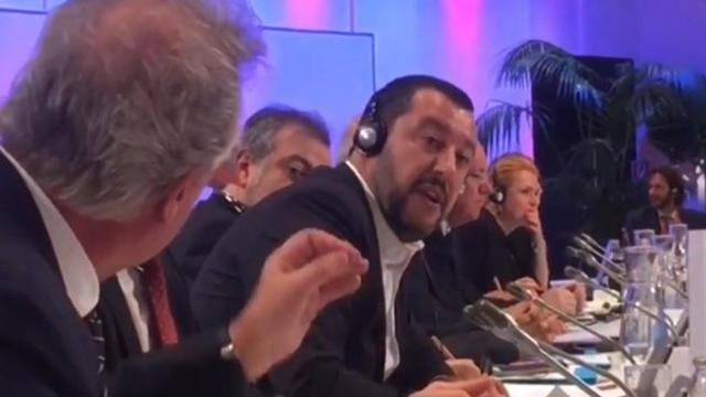 Salvini-Asselborn