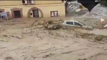 alluvione-spagna