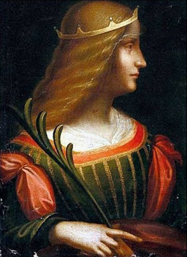 Ritratto di Isabella d'Este