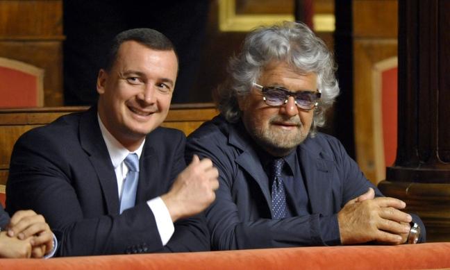Rocco-Casalino-Beppe-Grillo