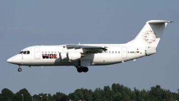 Il pilota sbaglia a inserire i dati, l'aereo atterra per errore in Scozia