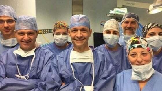 Padova: 47enne con tumore inoperabile al fegato, intervento unico al mondo gli salva la vita