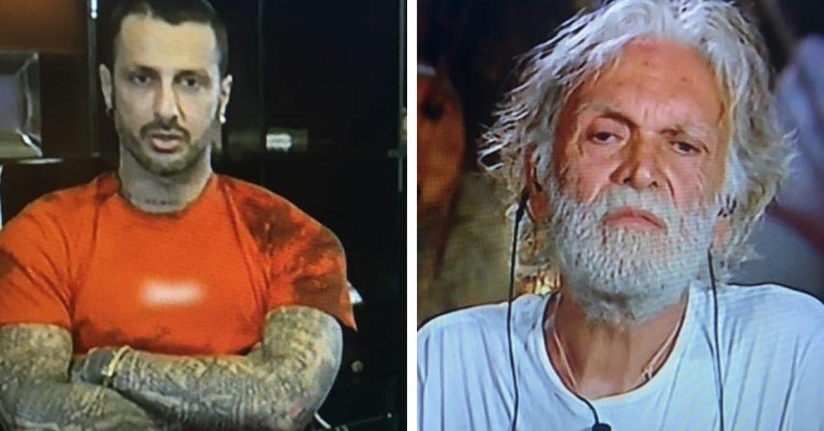 """Fabrizio Corona - Riccardo Fogli, interviene l'ex moglie del cantante: """"Dovrebbe chiudere la bocca"""""""