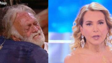 """Caso Riccardo Fogli, Barbara D'Urso a Pomeriggio Live: """"Vi dico cosa penso"""""""