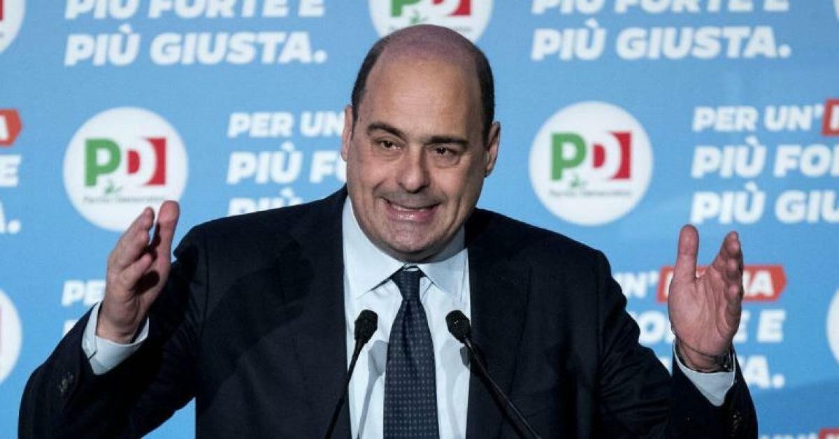 Nicola Zingaretti indagato per finanziamento illecito ai partiti