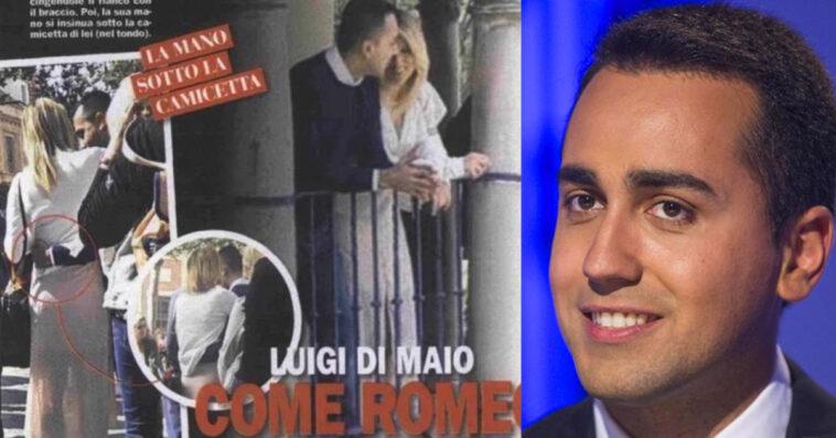 Luigi Di Maio ha una nuova fidanzata: ecco di chi si tratta