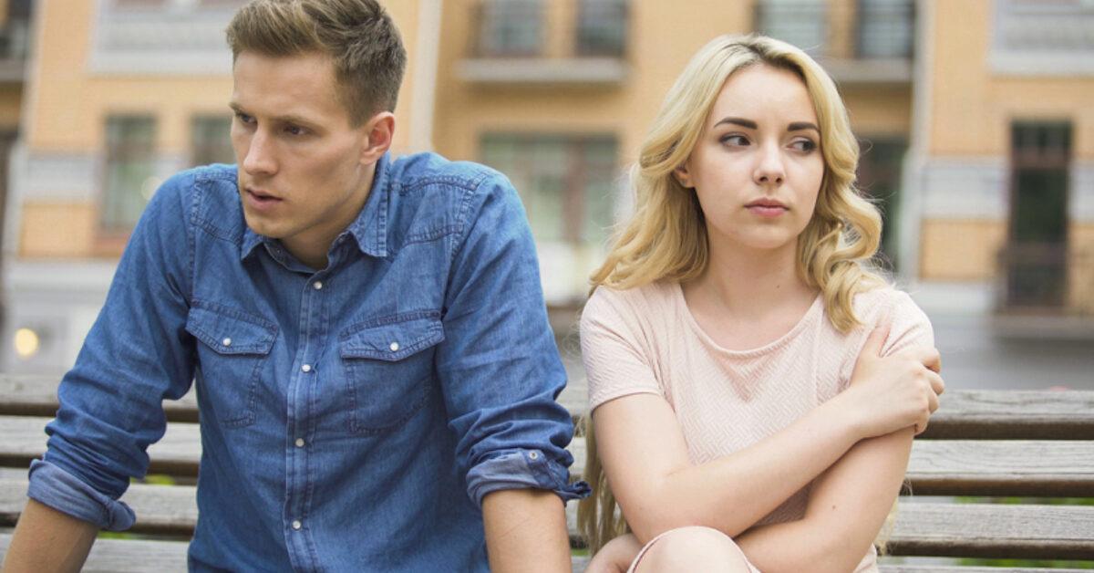 7 cose che una donna non deve mai dire a un uomo se non vuole offenderlo