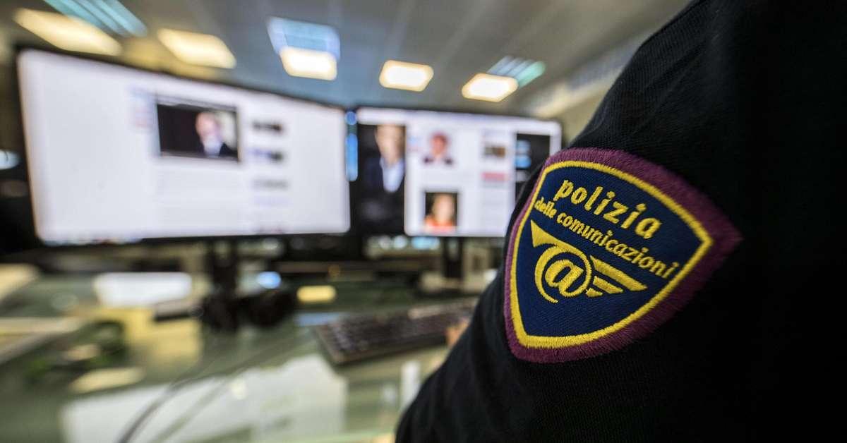 Polizia -Postale