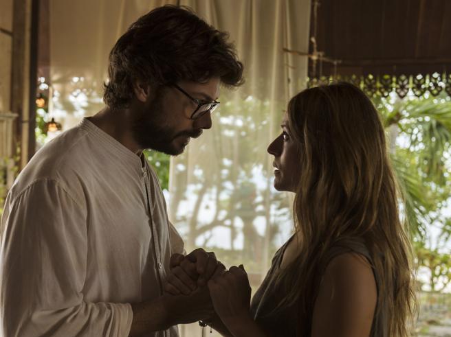 """""""La vacanza è finita"""", Netflix ha annunciato il giorno dell'uscita de La Casa di Carta: terza parte"""