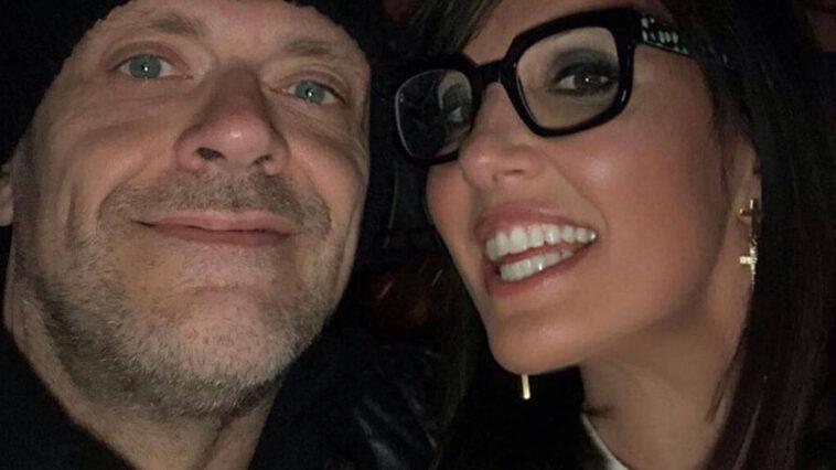Max Pezzali e Debora Pelamatti