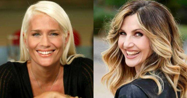 Heather Parisi e Lorella Cuccarini.