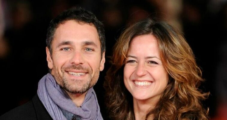 Raoul Bova e Chiara Giordano