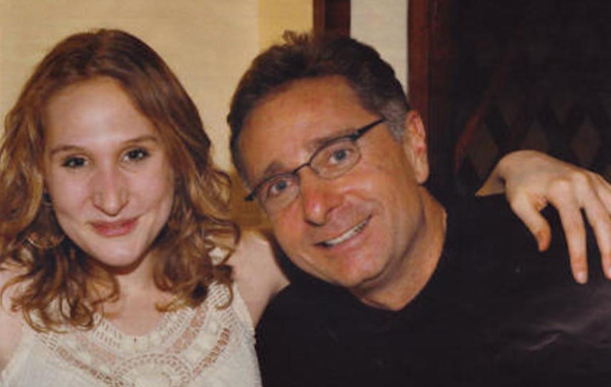Martina Bonolis e Paolo Bonolis