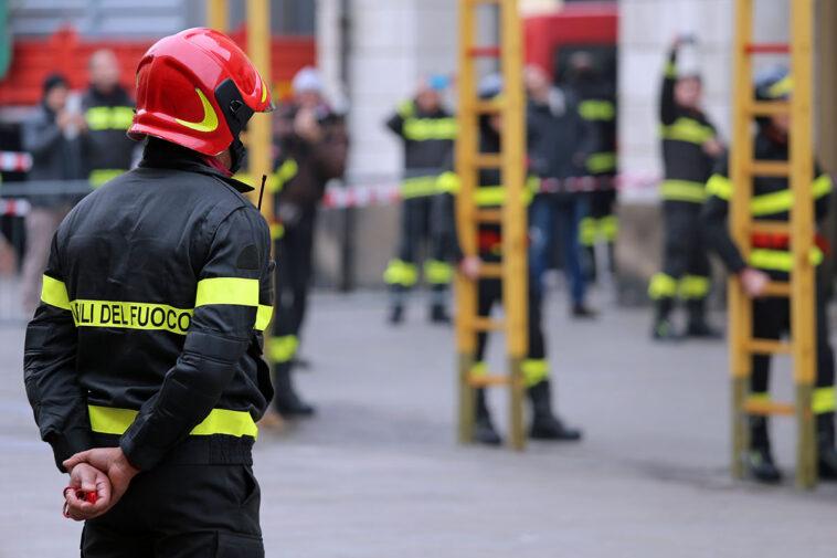 quanto guadagna un vigile del fuoco