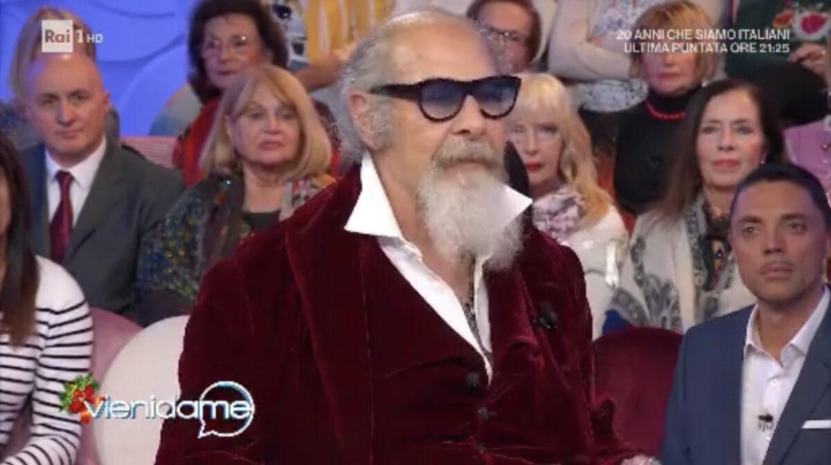 "Roberto D'Agostino dalla Balivo: ""Pamela Prati? Era una truf"