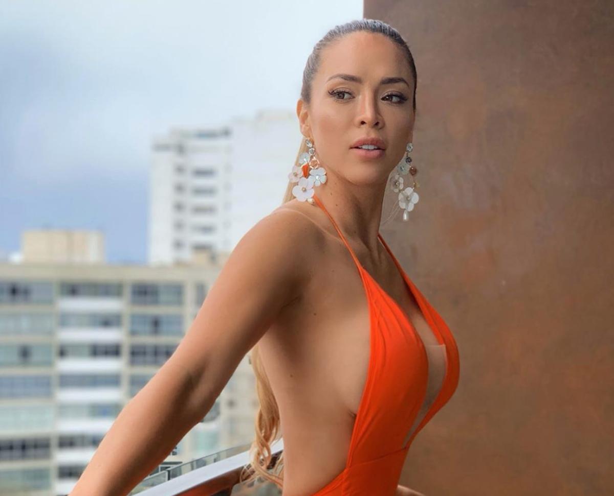 Sheyla Rojas è la nuova fiamma del calciatore Valentino Laza