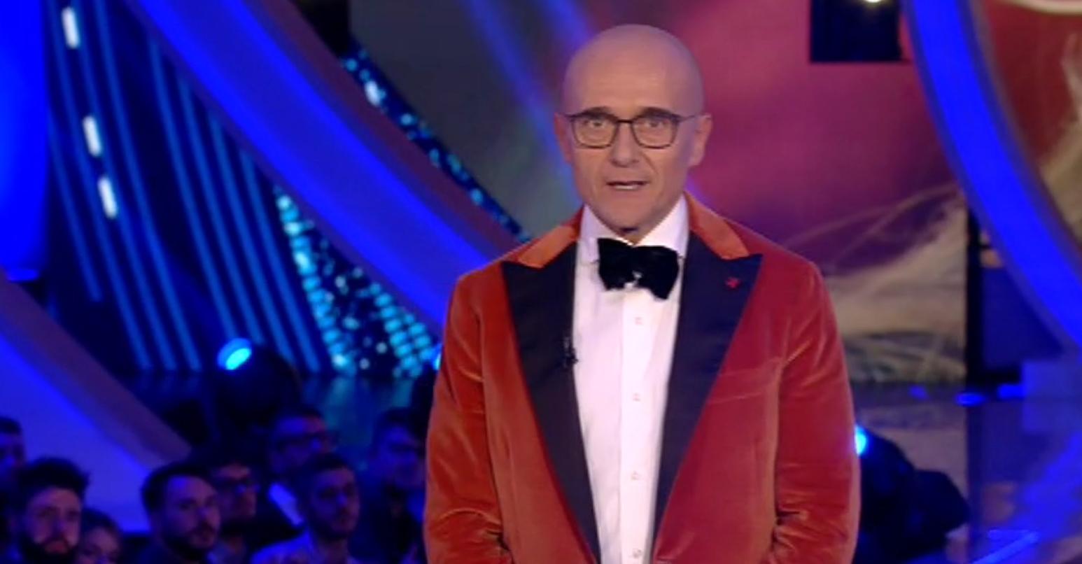 Alfonso Signorini nella terza puntata GFVIP