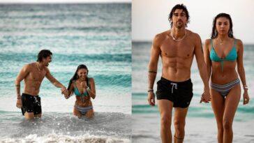 Damante e Claudia alla Bahamas