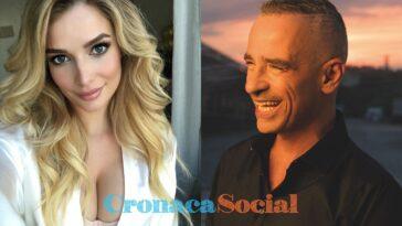 Eros Ramazzotti e Tatiana