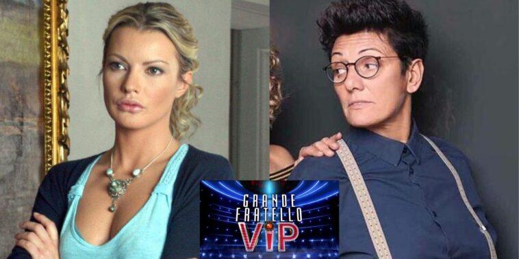 Imma Battaglia e Licia Nunez GFVIP