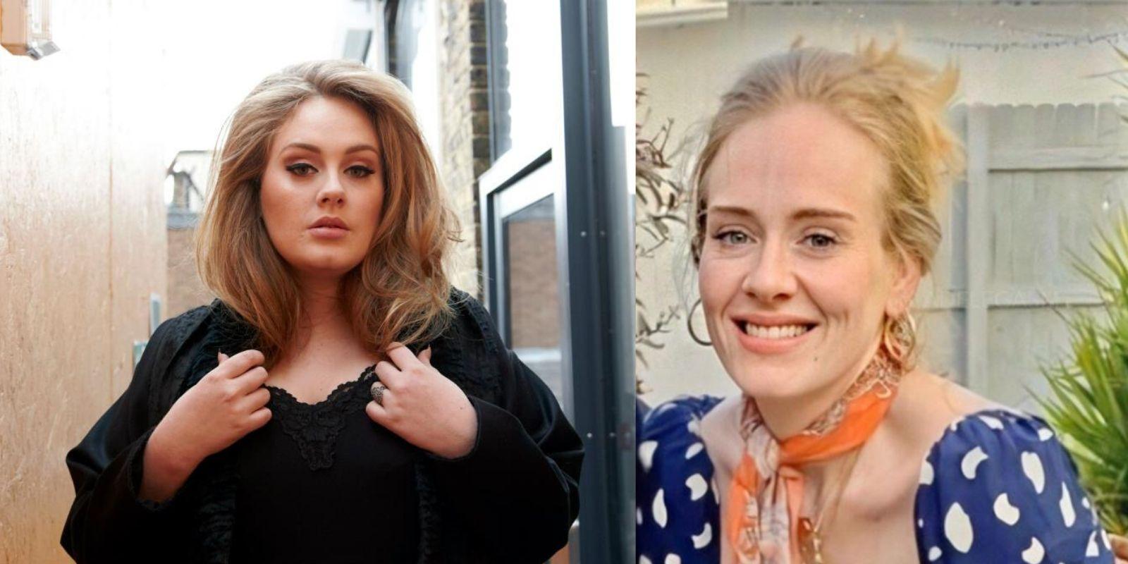 Il cambiamento di Adele