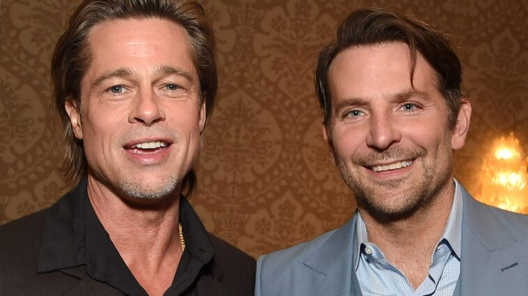 Brad Pitt ringrazia Bradley Cooper